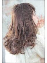 アフロート ルヴア 新宿(AFLOAT RUVUA)上品な艶と柔らかさのあるロゼブラウン