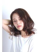 アミィヘアー アネックス(Ami Hair annex)ラフニュアンスなふわっとボブ
