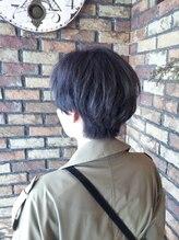 ボン マール ヘアー(Bon Male hair)bonmalehair ledy's style no.17