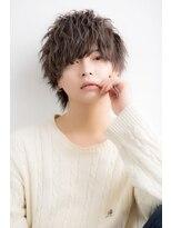 【Euphoria/小松】グランジツイスパイラル☆フェザーマッシュ