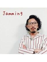 アルムヘアー(alm hair)Hideto Tanimoto