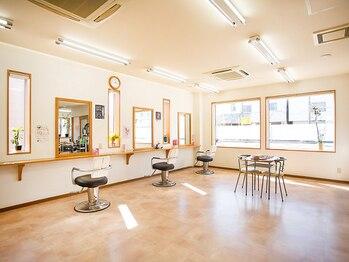 美容室ディ パリシュの写真/《メンズカット》