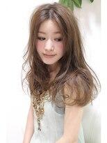 ベイジヘアークチュール(BEIGE hair couture)シースルーレイヤー