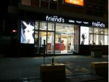 エル フレンズ 新札幌店(ELLE friend's)の雰囲気(駐車場も完備! 19時までカット受付可能!)
