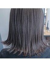 ヘアケアカルネ(HAIR CARE CARUNE)ボブスタイル