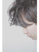 ツリー(Tree. Hair & Spa)アップバングショートスタイル