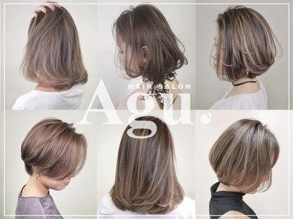 アグ ヘアー ティサーク 調布店(Agu hair ttysark)の写真