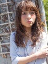モニカ 横須賀中央店(Monica)♪無造作カールでモテロング♪【横須賀中央】