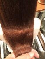 オハナ(ohana)【ohana/表参道】艶髪イルミナカラー×ベリーピンク。