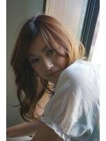 ホームルベルソ(home le berceau)【home】『大人×カジュアル×モテ髪』フレアリーセミロング☆