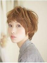 ヘアリゾートエーアイ 北千住店(hair resort Ai)フェミニンショート【Ai北千住店】
