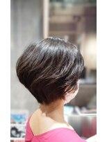 ディオ 麻布十番店(Dio)丸みショートヘア/くびれショートヘア