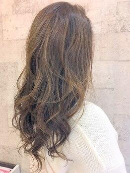 ロイス ヘアー(ROIS hair)の写真/最新のパーマ技術で、ゆるふわな質感を叶えます☆【ROIS hair】のパーマで扱いやすい髪を手に入れて☆