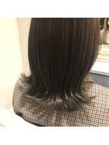 ヘアーエスクール 本店(hair S.COEUR)[ オリーブグレージュ ]