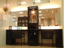 エル フレンズ 新札幌店(ELLE friend's)の雰囲気(シュウウエムラの限定品なども販売しています!)