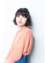 アリシアヘアー(ARISHIA hair)髪質改善 くせ毛風 マッシュヘア ボブ 【アリシアヘアー 那珂】