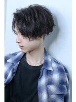 リップスヘアー 銀座(LIPPS hair)メンズボブミディ
