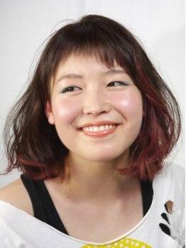 ミンピ(Mimpi)の写真/オシャレに敏感な学生さん集合!ヘアスタイルに迷ったら《Mimpi》へ♪最旬ヘアスタイル教えます!