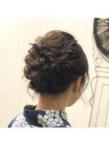 ヘアセットサロン アトリエ チャイ(Hair set salon atelier CHAI)ユルアップ