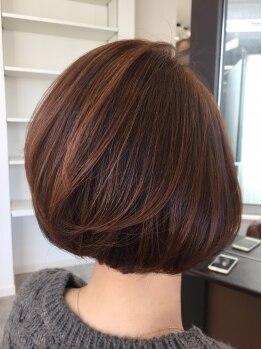 マナヘアー(Mana Hair)の写真/潤い保持トリートメントで髪自体に保湿を持続!健康な髪へ…★100%コラーゲントリートメントも選べちゃう♪