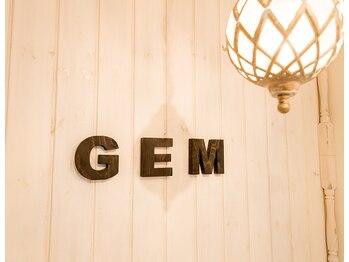 ジェム ヘアースタイルデザインスペース(GE Mhairstyledesignspace)の写真/《女性スタイリスト在籍☆》女性ならではの視点での親しみやすい接客や丁寧技術が人気のヒミツ・・☆