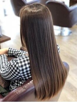 """シエル 栄店(CIEL)の写真/【月曜OK☆矢場町】""""TOKIO""""Trなど髪質改善に特化したトリートメント取扱店☆傷んだ髪も潤いのある美髪に♪"""