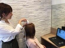 本気でお客様の髪の事を考える、髪質改善サロン「PA.ZA.PA.花楯店」