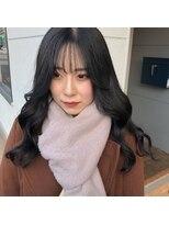 ヘアーアイストゥーレ(HAIR ICI TRE)韓国スタイルレイヤーカット