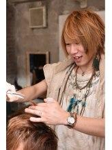 アーサス ヘアー デザイン 上野店(Ursus hair Design by HEADLIGHT)根本 竜馬