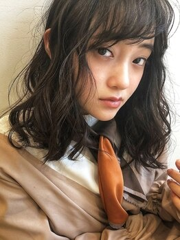 ディフィー(Defi)の写真/【京橋】柔らかいパーマスタイルを叶えたいならDefiへ★極力ダメージを抑えた潤いのあるカワイイ印象に…♪