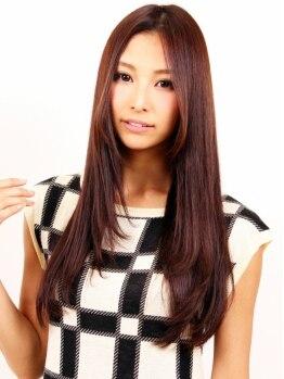 ヘアメイク オリーブツー(Hair Make OLIVE2)の写真/【TOKIOインカラミトリートメント】140%の回復率!特許申請技術を駆使したトリートメントで憧れのサラ艶を!