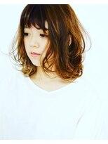 ヘアーメイク ビロー 丸亀店(Hair Make Billow)レイヤーカール