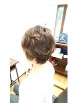 ヘアープラン チョイス 上連雀店(Hair Plan CHOICE)ゆるふわパーマ