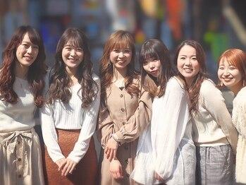 """ラフューネ ヨコハマ(Raffune Yokohama)の写真/大切なのは""""共感""""と""""共有""""☆女性目線で創る大人可愛いスタイルであなたの魅力を最大限に引き出します♪"""