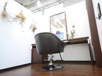 グルグル 本八幡店(GULGUL)の写真/個室で見つかる小顔の私。前髪&顔周りは女の切り札。『フロントデザイン』という新しい価値観を【本八幡】