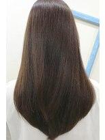 ソフトヘアカッターズ(soft HAIR CUTTERS)しっとりツヤ髪_ナチュラル柔らか質感☆艶ロング