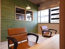 アグ ヘアー レオ 勝川店(Agu hair leo)の雰囲気(こだわり抜かれた空間。ゆったり寛げる空間。)