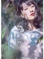 オゥルージュミュゼ(Aurouge)【aurouge musee 伊藤瑛未里】甘辛抜け感ウエーブ