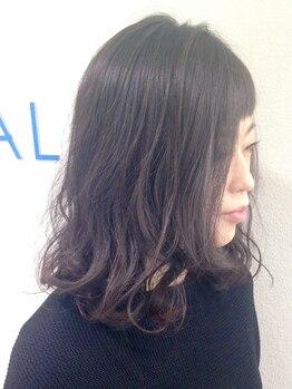 アイタル(ITAL)の写真/話題沸騰!人気のTOKIOトリートメントで傷んだ髪を集中補修♪ノーベル賞受賞成分配合で手触りの良い髪に☆