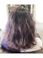 グリッター 赤塚店(GLITTER)lavender ash