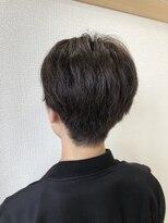 アドゥーヘア ヴィス(A do hair vis)刈り上げベリーショート