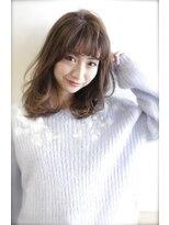アンヘアー アリーズ(UN hair Ally's)なんかいい感じ♪大人カワイイ☆無造作カールスタイル☆