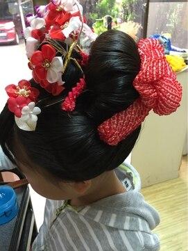 【COVO/かめ姉】 日本髪