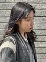 クラク 羽根木店(kuraku)ブルーブラック×イヤリングカラー★最強クールカラー★