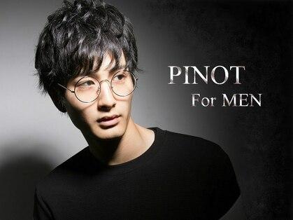 メンズ ピノ(Men's PINOT)の写真