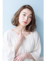 【Noah銀座】大人かわいい とろみパーマ エレガントパーマ