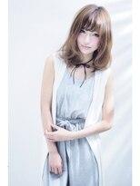 リリースセンバ(release SEMBA)releaseSEMBA『ゆるふわ透明感アッシュ♪ルーヴミディ☆』