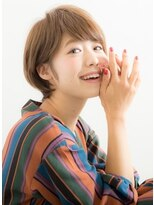 ユーフォリアイー 60階通り店(Euphoria +e)【Euphoria 】小顔☆大人カワイイ☆センシュアルショート☆