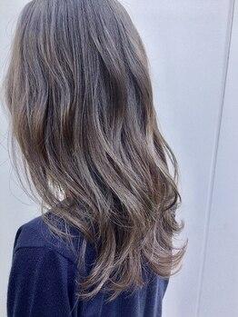 スリー ヘア ラウンジ(THREE hair lounge)の写真/【SNS映え間違いなし!】ワンランク上のオシャレを楽しみたい方に☆トレンドデザインの提案ならTHREEへ♪