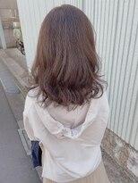 ネオヘアー 東向島店(NEO Hair)ゆるふわベージュカラー